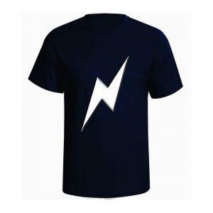 Print T-Shirt – black