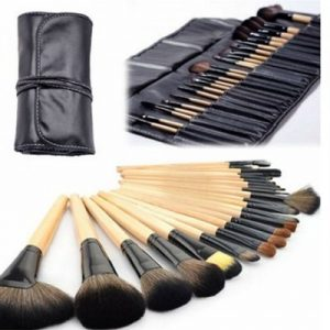 24-Piece Makeup Brush Set