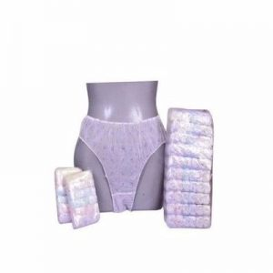 A&S Disposable Ladies Pants – 60pcs – Multicolour
