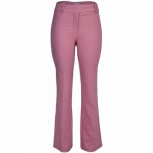 Female Formal Pant Trouser- Hot Pink
