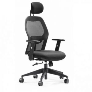 High Mesh Swivel Chair