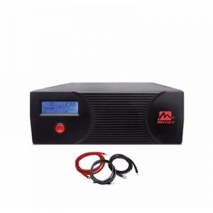 Mercury Modified Sine Wave 2.4kva Inverter with Digital Display