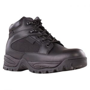 Site 6″ Tactical Delta Black Safety Shoes