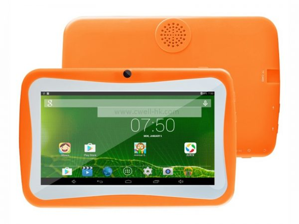 Kids Tablet 7 Inch Quad Core Android Educational PC
