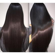 natural Braziian hair.
